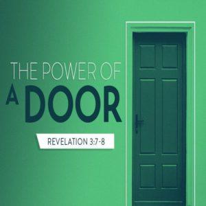 The Power of A Door – 8:30am (MP3)
