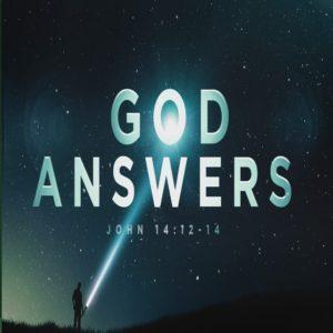 God Answers – 8:30am (MP3)