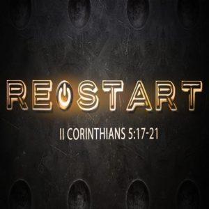 Re-Start! – 8:30am (MP3)