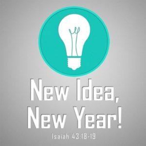 New Idea New Year! (MP3)