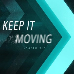 Keep It Moving – MP3