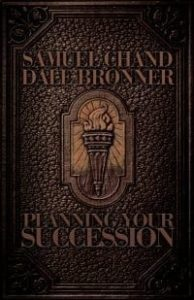 Planning Your Succession (Book)