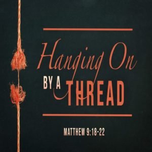 Hanging On By A Thread – MP3