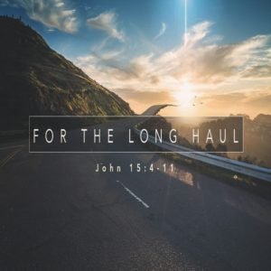 For The Long Haul – MP3