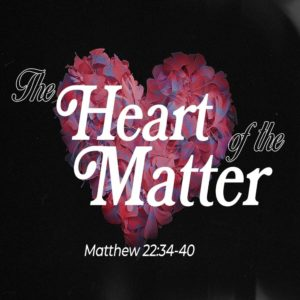 The Heart of the Matter – MP3